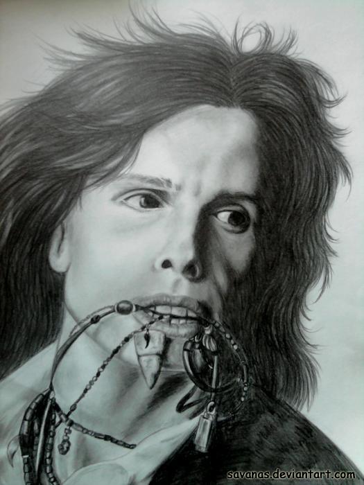 Steven Tyler por savanas